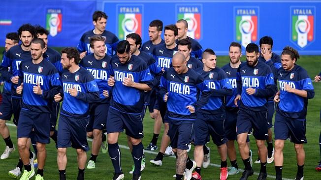 foto team Football ITALY
