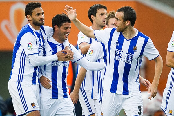 foto team Football REAL SOCIEDAD