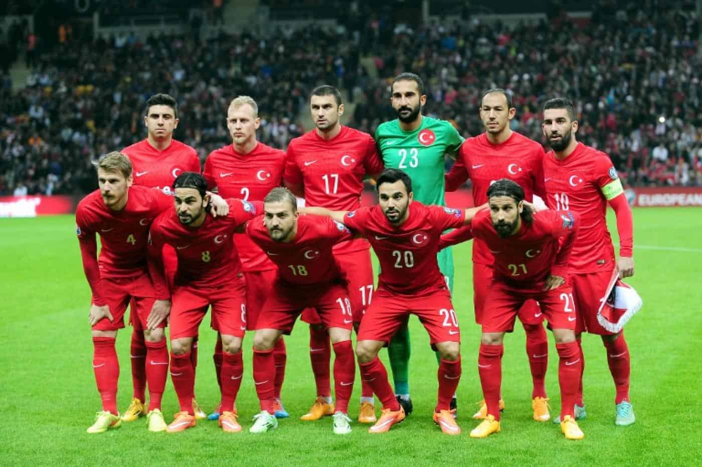 foto team Football TURKEY