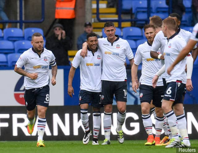 foto tim football BOLTON WANDERERS