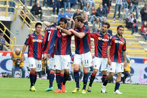 foto team football BOLOGNA
