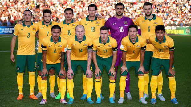 foto team AUSTRALIA