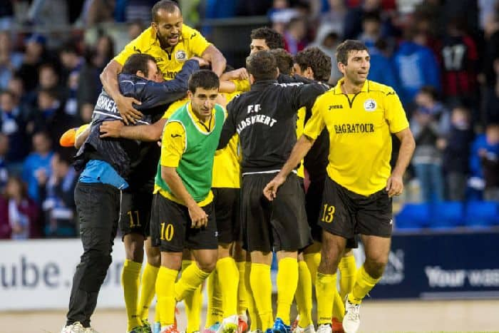 foto team football Alashkert