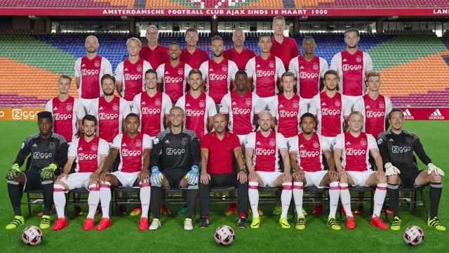 Ajax football team 2019