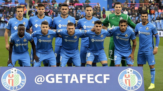 GETAFE football team 2019