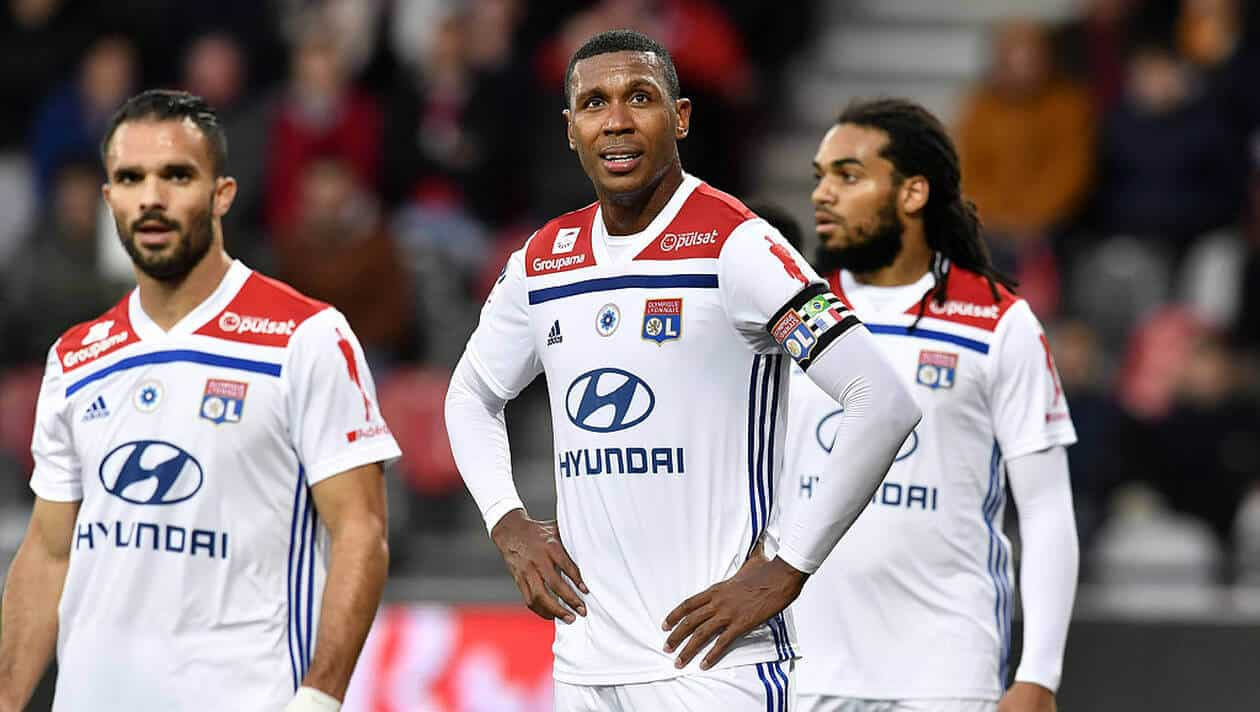 OLYMPIQUE LYONNAIS football team 2019