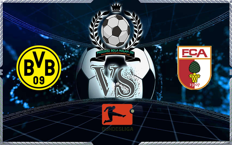Skor Predixi Borussia Dortmund Vs Augsburg 17 Agustus 2019