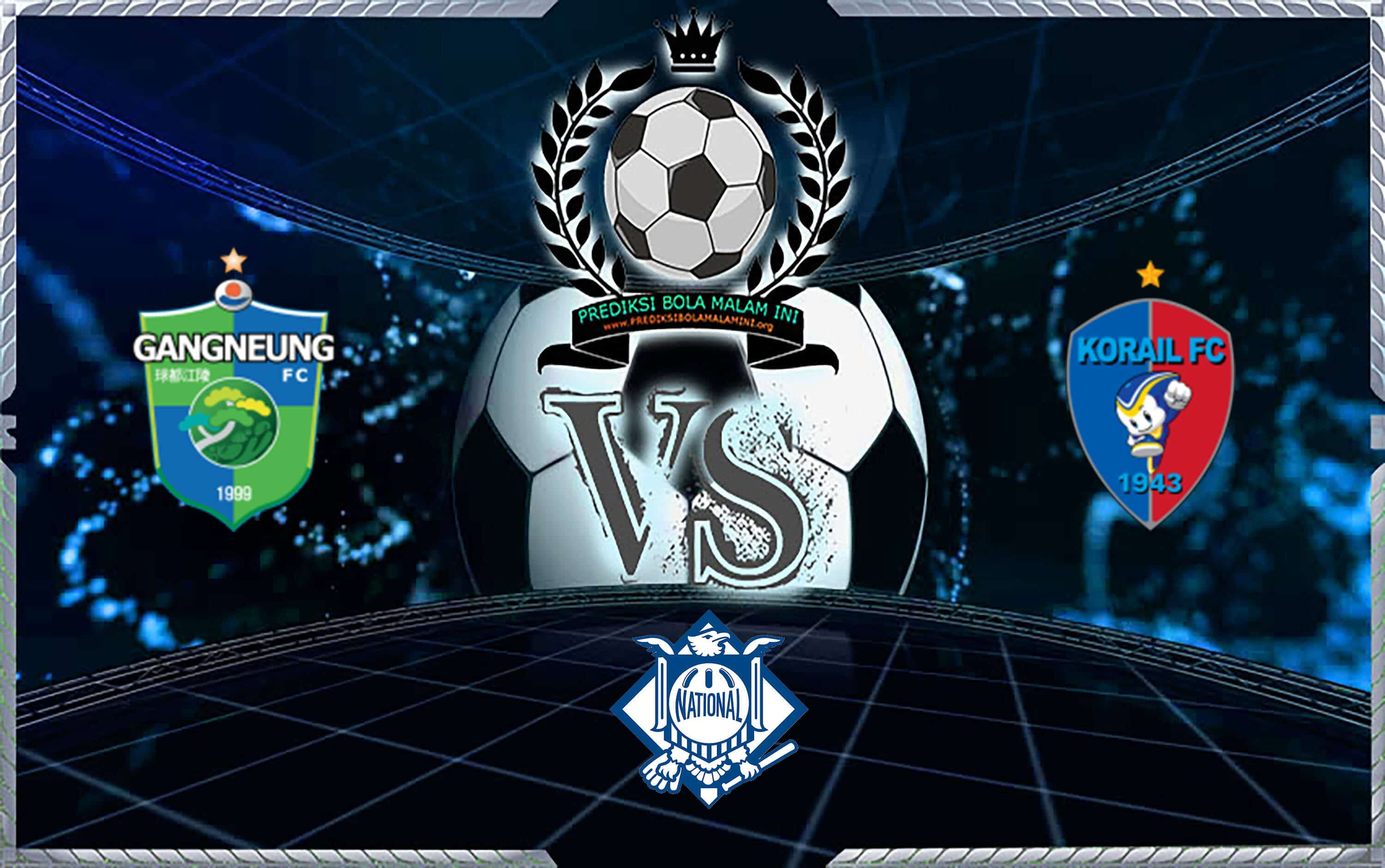 Prediksi Skor Gangneung City Vs Daejeon Korail 4 September 2019