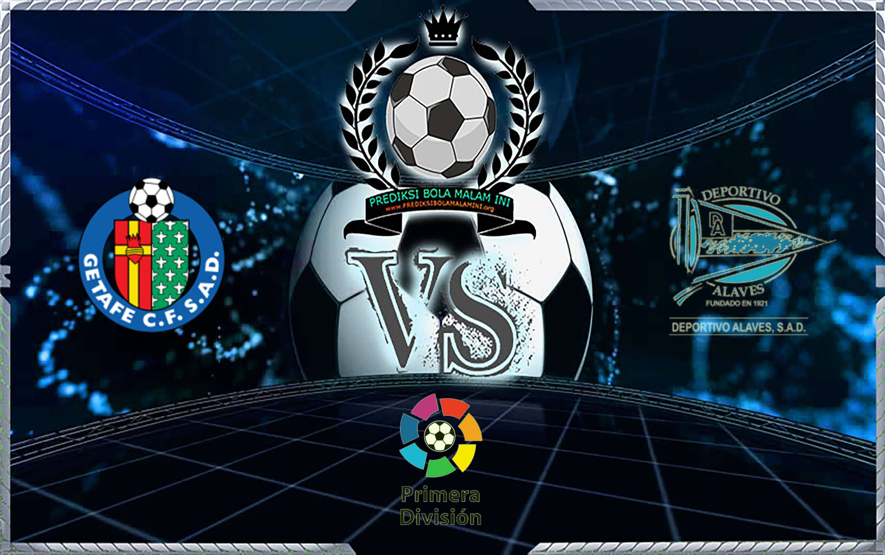 Skor Predixi Getafe Vs Deportivo Alaves 1 September 2019