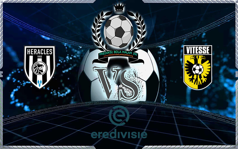 Prediksi Skor Heracles Vs Vitesse 25 Agustus 2019