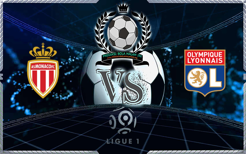 Skor Predixi Monaco Vs Olympique Lyonnais 10 Agustus 2019