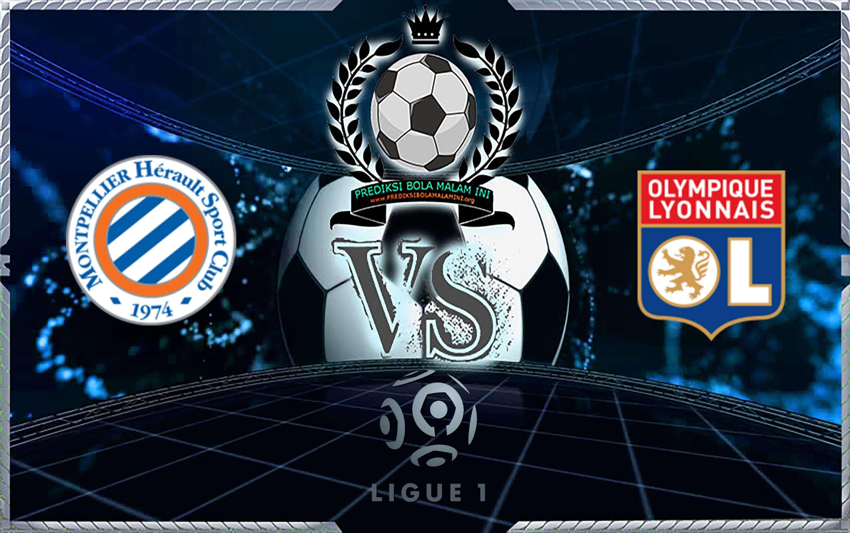 Predixi Skor Montpellier Vs Olympique Lyonnais 28 Agustus 2019
