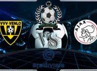 Prediksi Skor VVV Vs Ajax 18 Agustus 2019