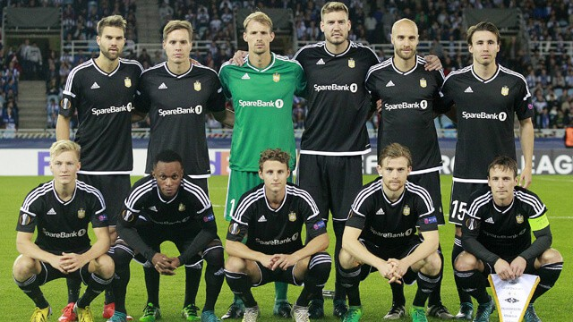ROSENBORG football team 2019