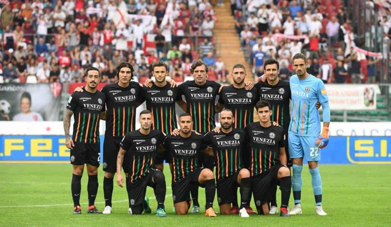 Tim sepak bola VENEZIA 2019