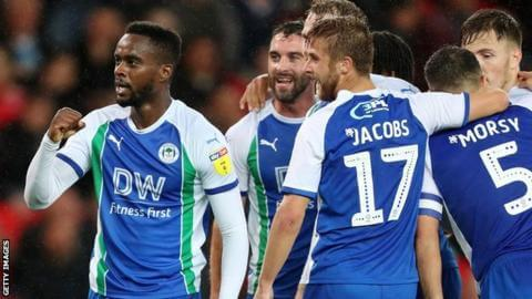 Tim sepak bola WIGAN ATHLETIC 2019