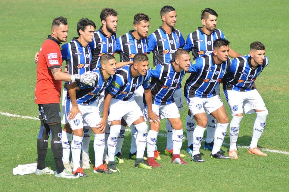 Almagro football team 2019