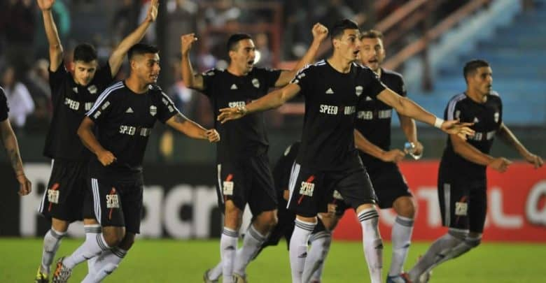 Deportivo riestra football team 2019
