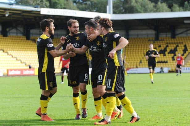 Tim sepak bola LIVINGSTON 2019