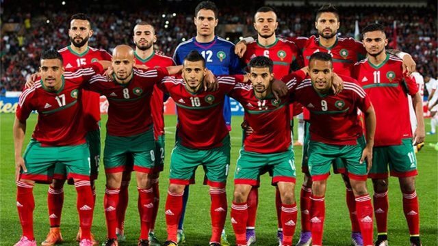 "Tim sepak bola MOROCCO 2019 ""width ="" 640 ""height ="" 360 ""/> </p> <p> <span style="