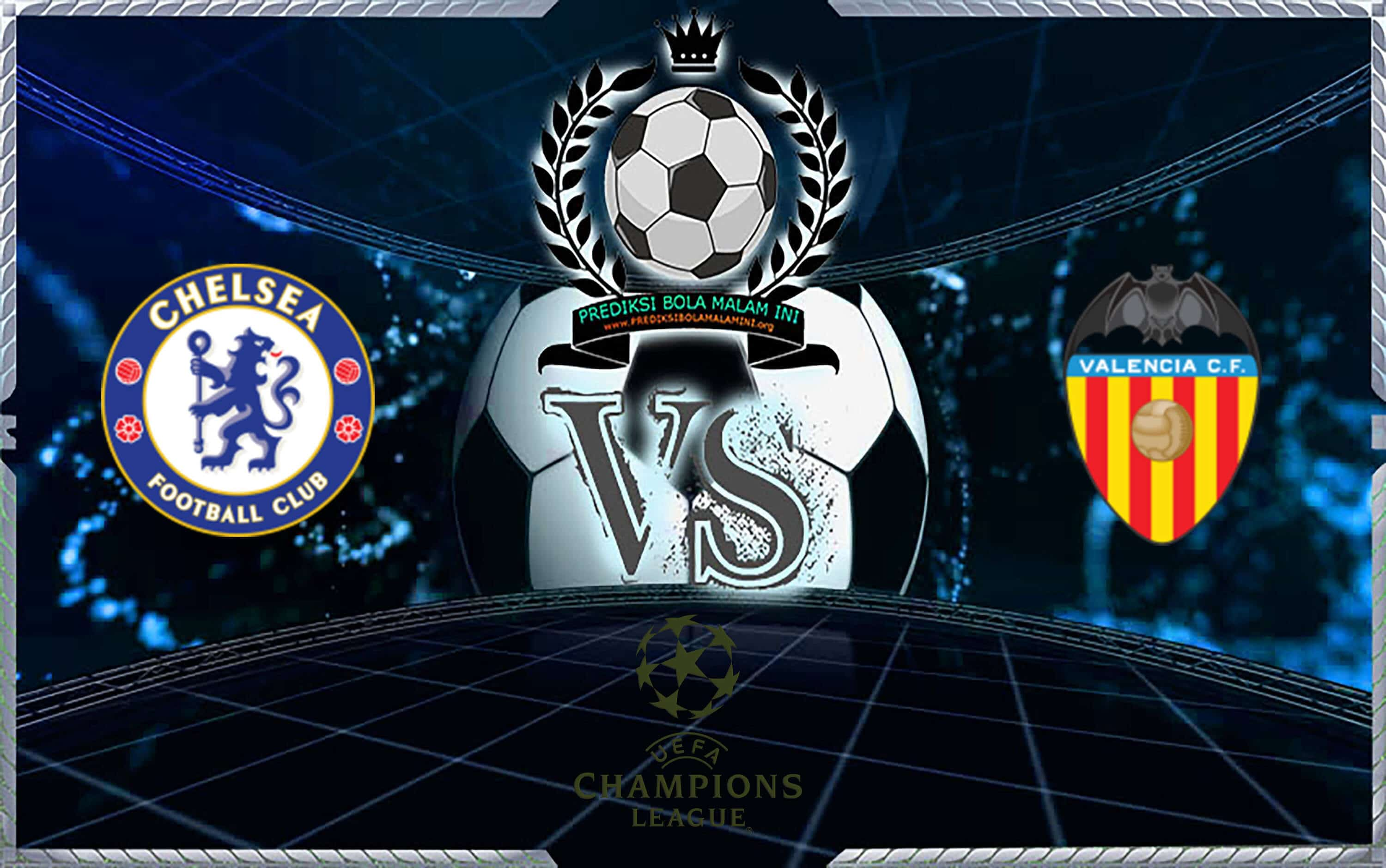 Skor Predixi Chelsea Vs Valencia 18 September 2019