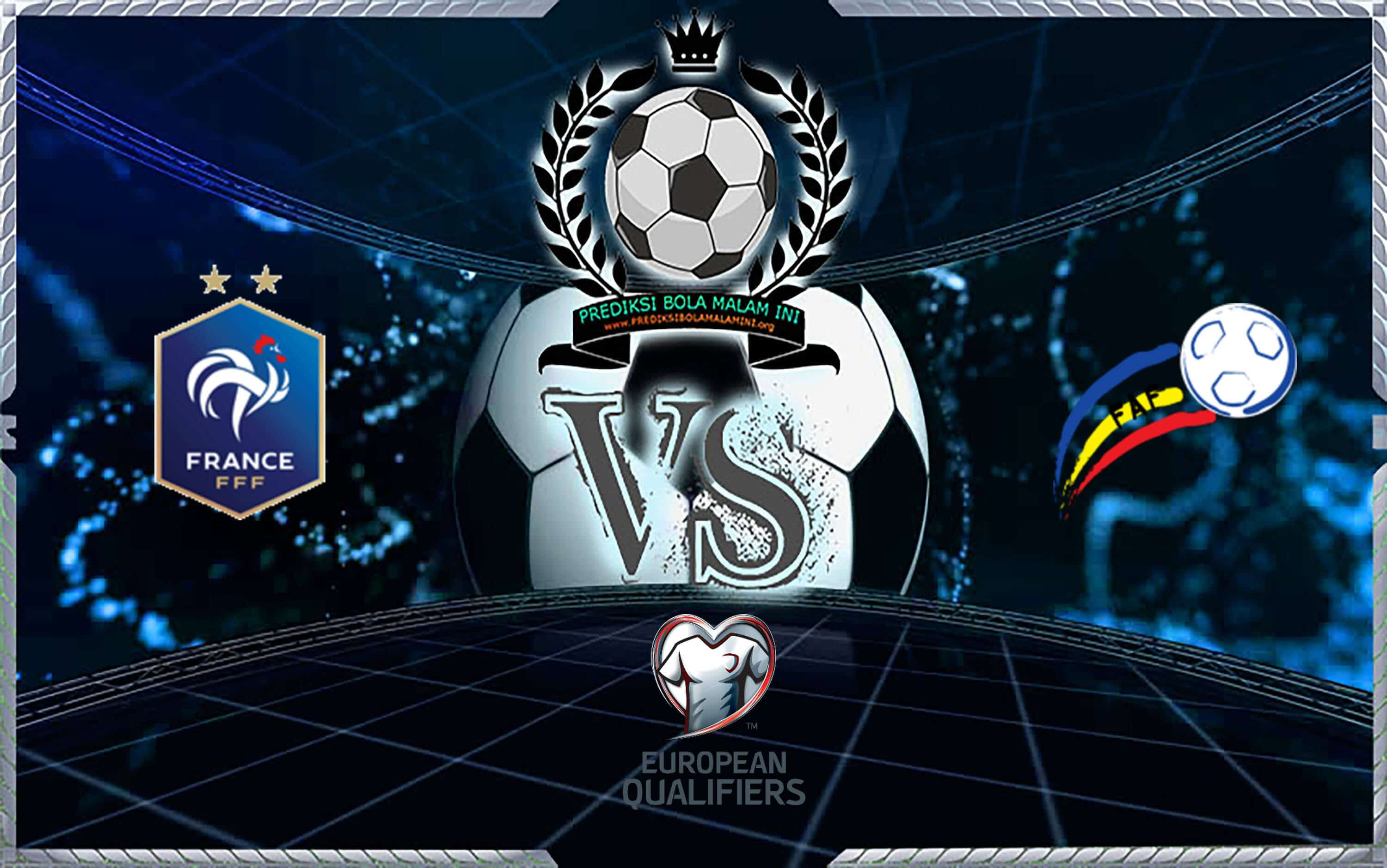 Prediksi Skor France Vs Andorra 11 September 2019