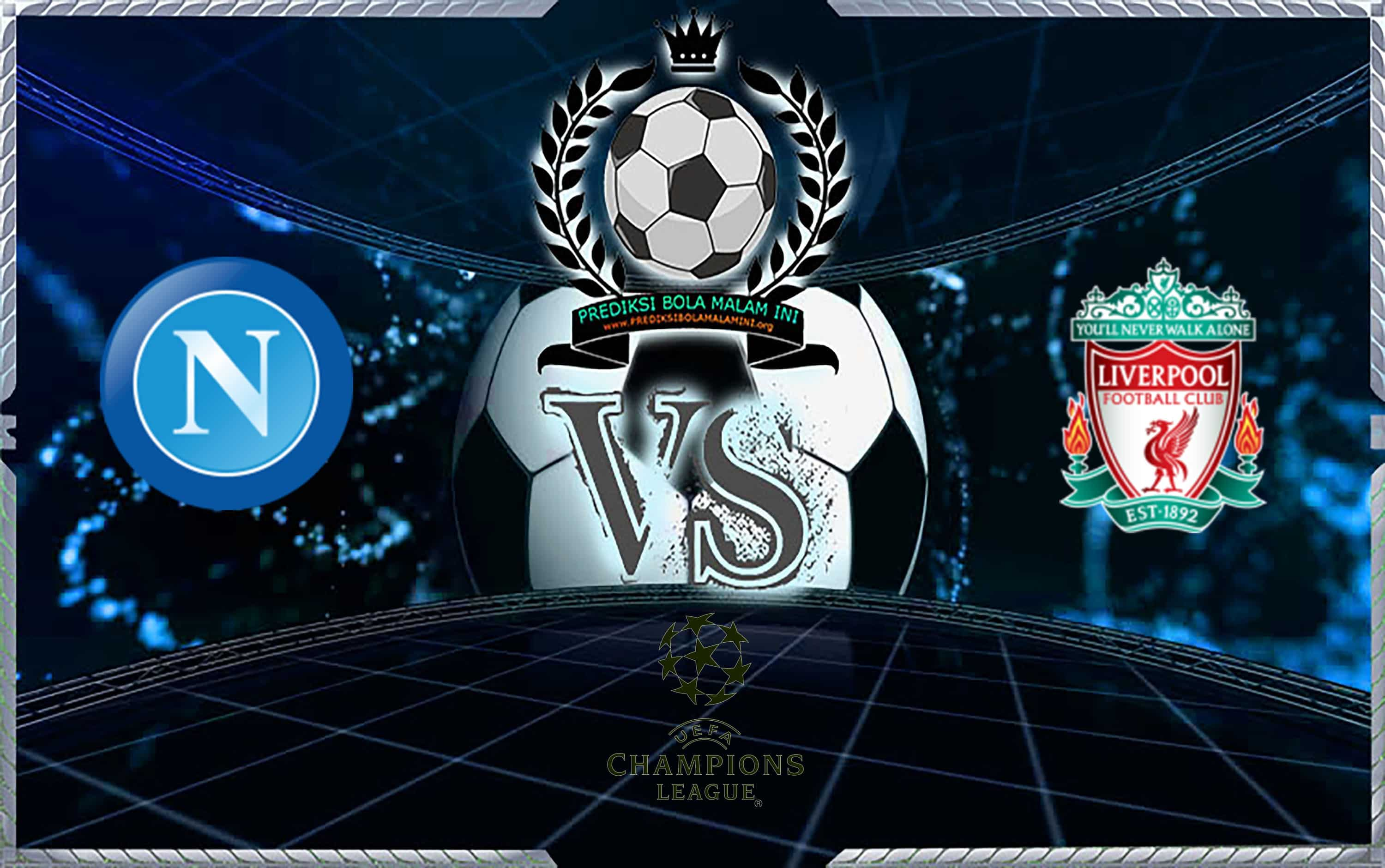 Prediksi Skor Napoli vs Liverpool 18 September 2019