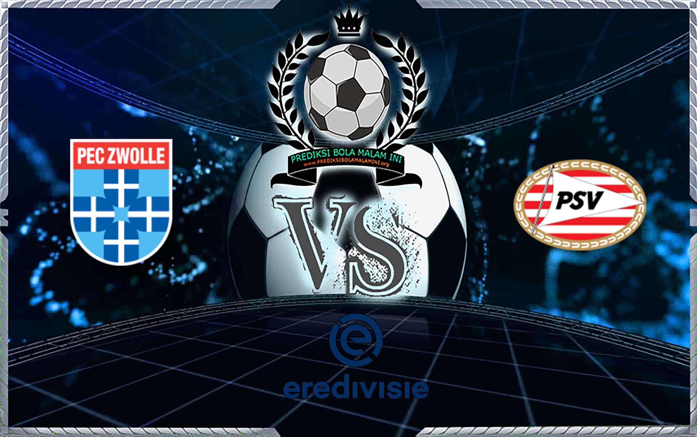 Prediksi Skor PEC Zwolle Vs PSV 29 September 2019