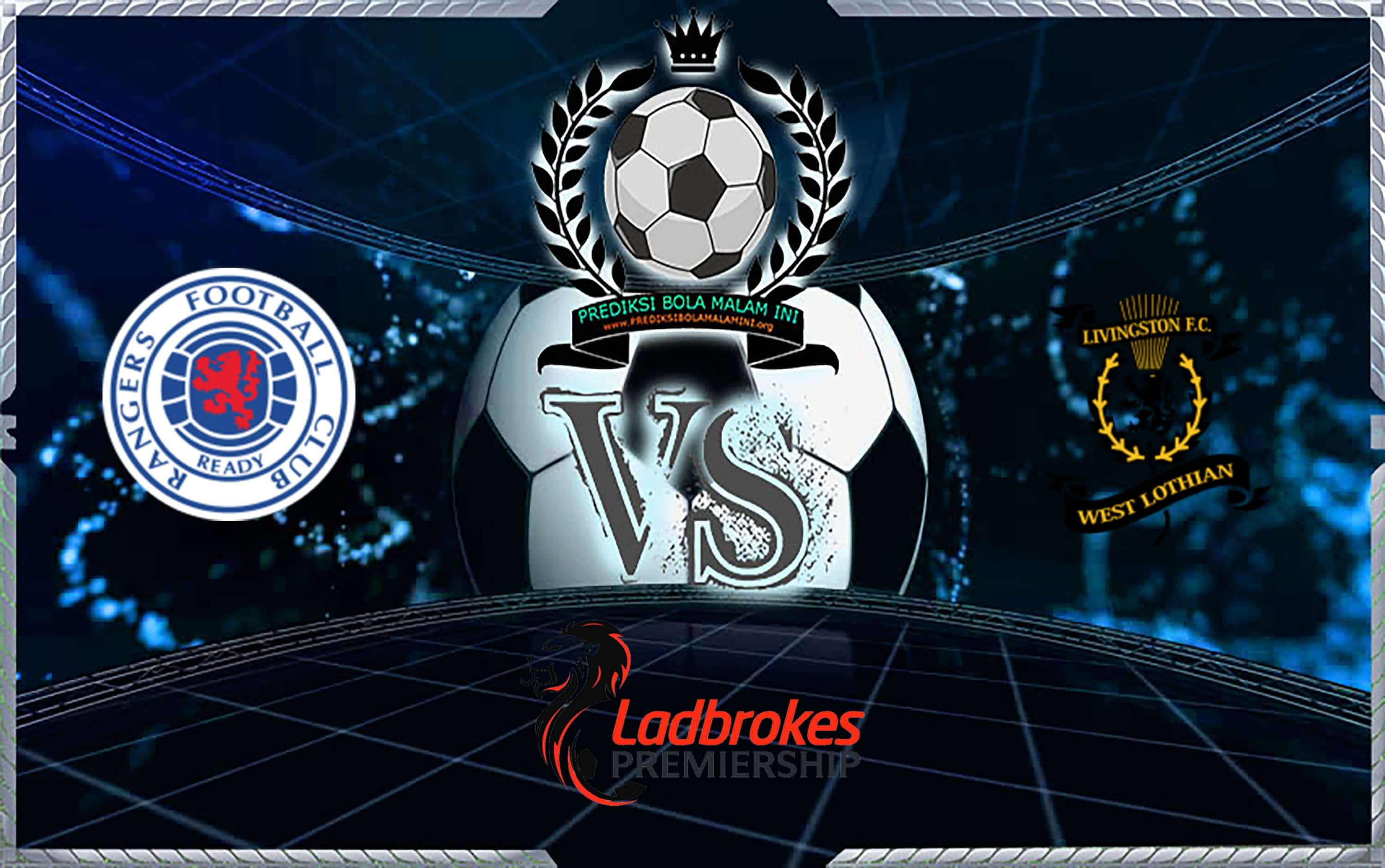 Predixi Skor Rangers Vs Livingston 14 September 2019