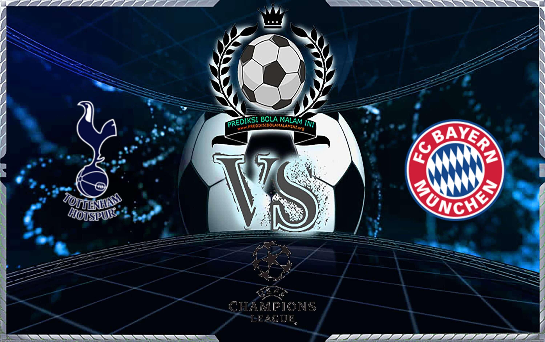 Prediksi Skor Tottenham Hotspur Vs Bayern Munich 2 Oktober 2019