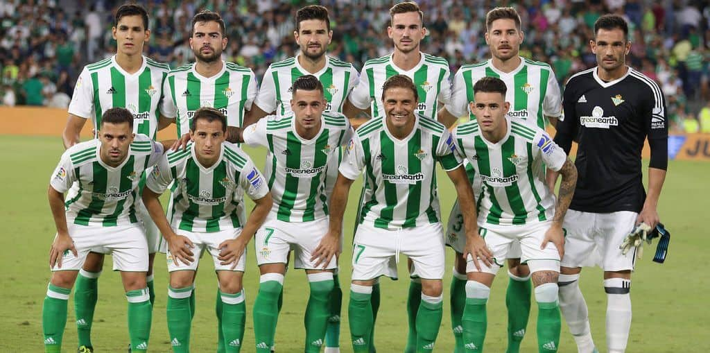 REAL BETIS football team 2019