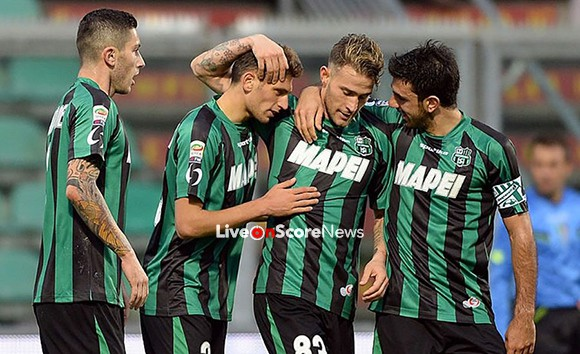 SASSUOLO football team 2019