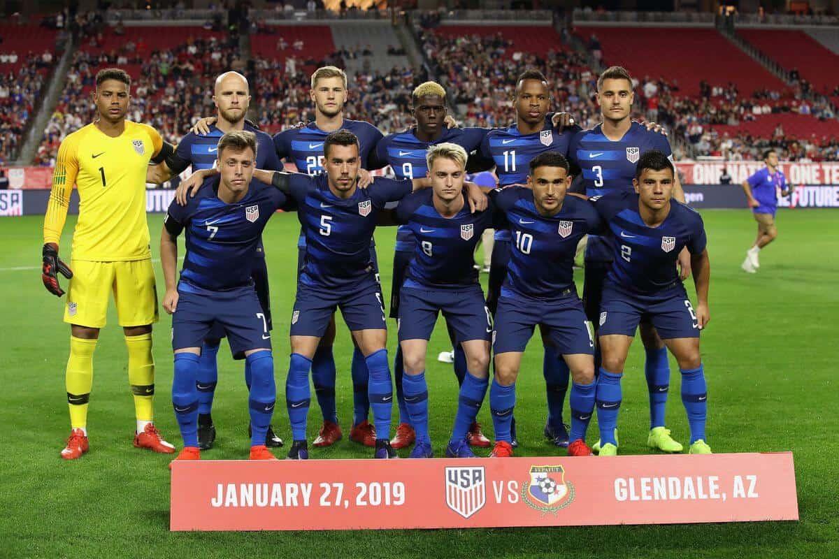 UNITED STATES national football team 2019