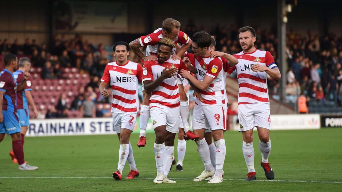 doncaster rovers football team 2019