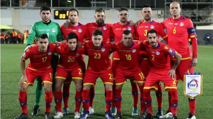 Andorra national football team 2019