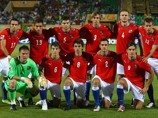 Tim sepak bola nasional REPUBLIK CEKO 2019