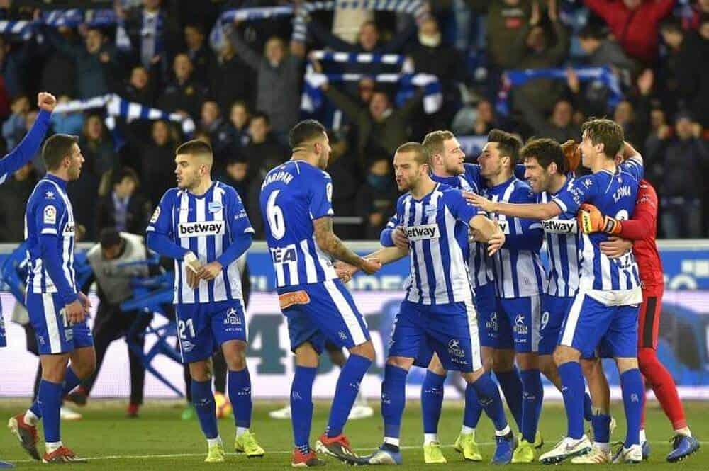 Tim sepak bola Deportivo Alaves 2019