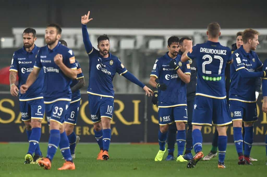 HELLAS VERONA football team 2019