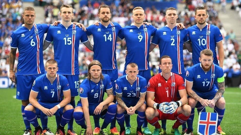 Iceland national football team 2019