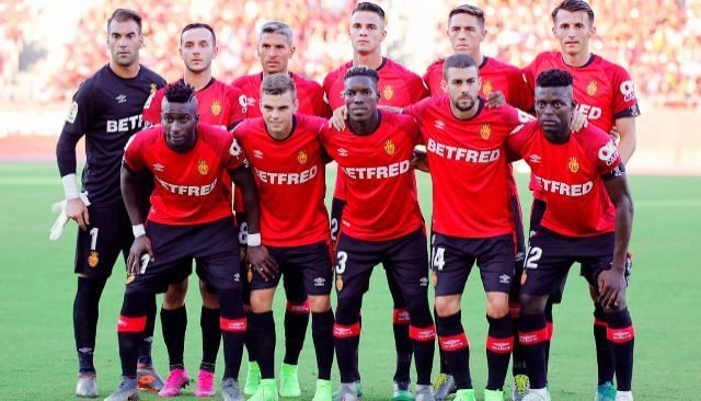 MALLORCA football team 2019