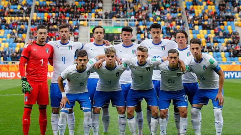 Tim sepak bola POLANDIA 2019