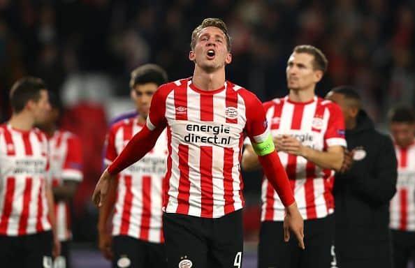 tim sepak bola PSV 2019