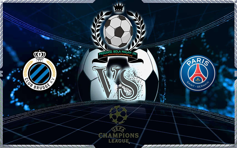 Prediksi Skor Klub Brugge Vs PSG 23 Oktober 2019