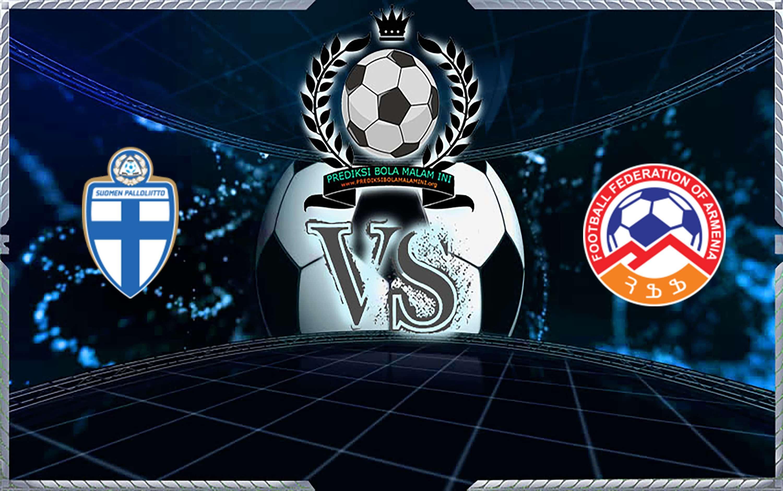 Prediksi Skor Finland Vs Armenia 15 Oktober 2019