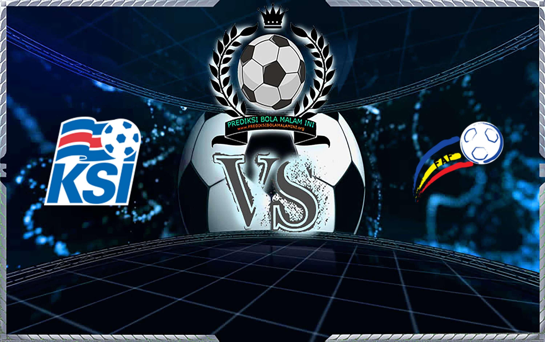 Prediksi Skor Iceland Vs Andorra 15 Oktober 2019