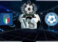 Prediksi Skor Italy Vs Greece 13 Oktober 2019
