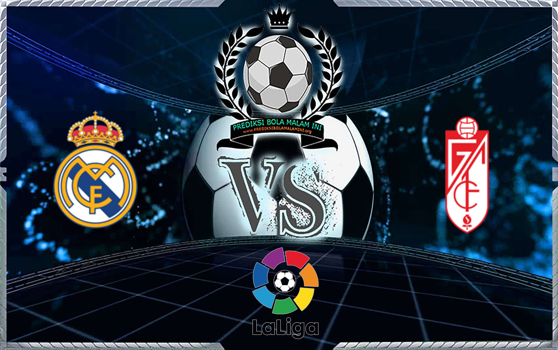 Prediksi Skor Real Madrid Vs Granada 5 Oktober 2019