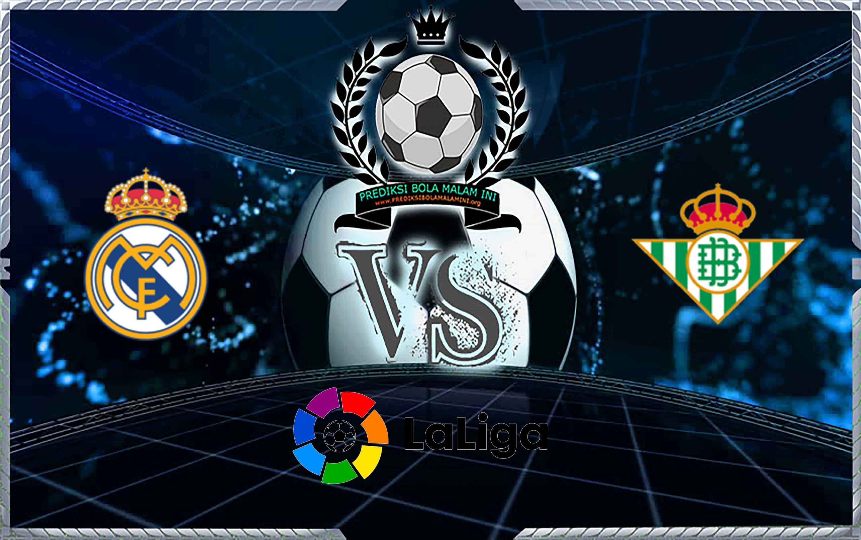 Prediksi Skor Real Madrid Real Betis 3 November 2019