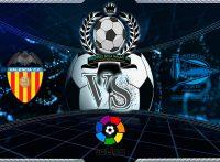 Prediksi Skor Valencia Vs Deportivo Alaves 5 Octorber 2019