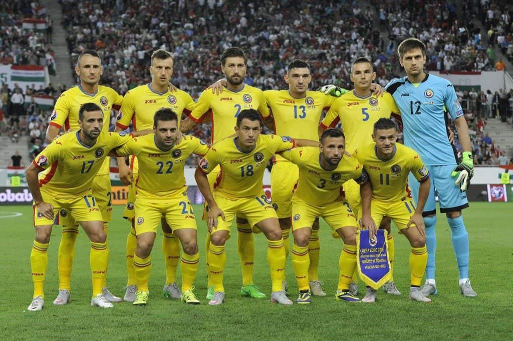 "Tim sepak bola nasional ROMANIA 2019 ""width ="" 1024 ""height ="" 682 ""/> </p> <p style="